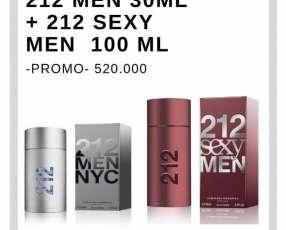 Perfumes originales 100ml