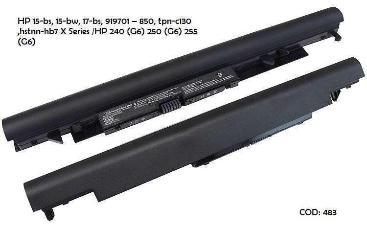 Batería JC04 para HP 240 G6 250 G6 JC03 - 0