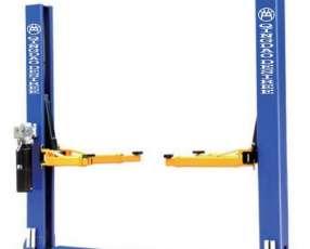 Elevador para auto de 2 columnas electro hidráulico