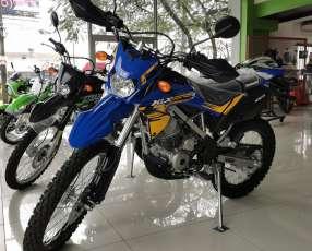 Moto Kawasaki klx 150 BF