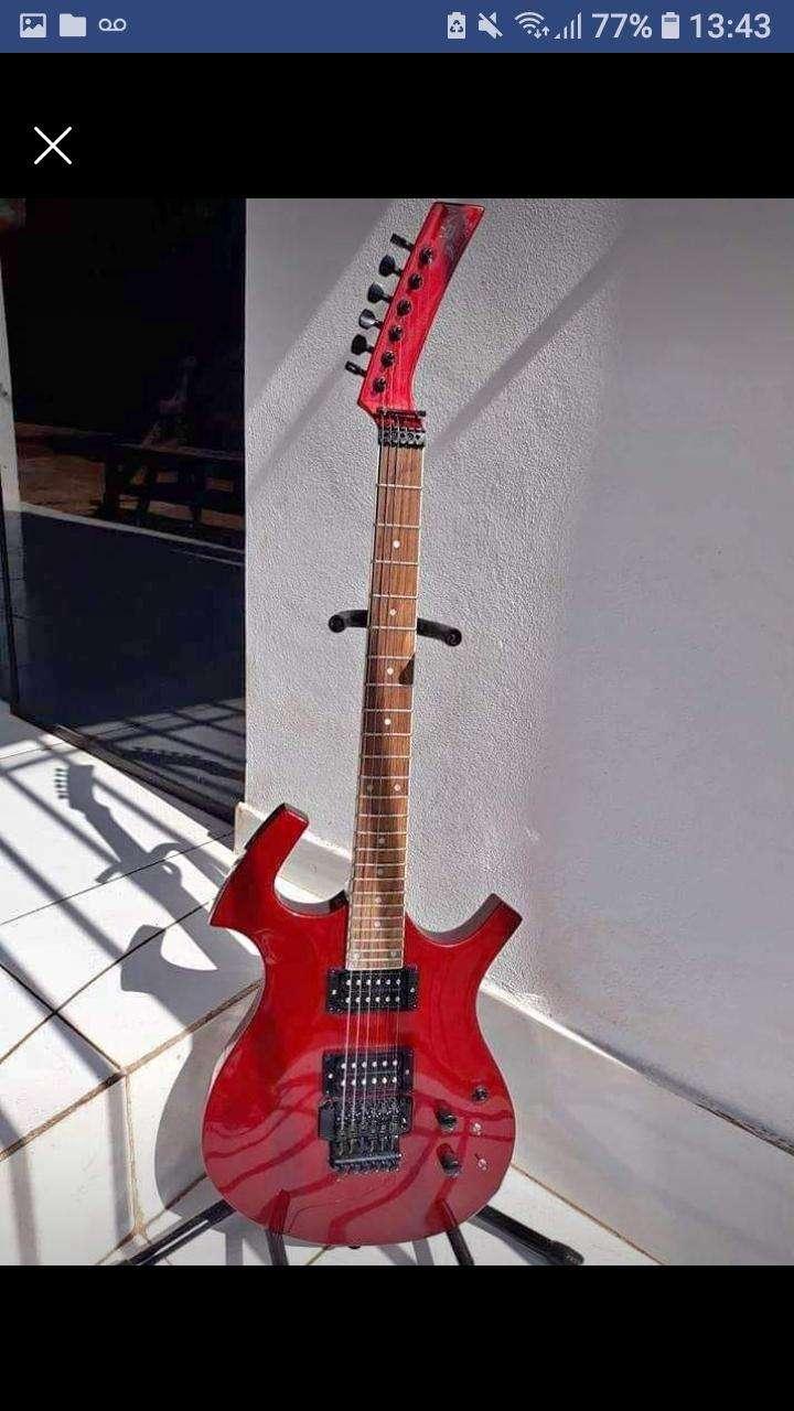 Guitarra eléctrica King - 0