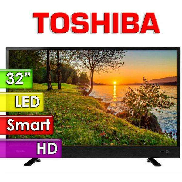 Smart TV Toshiba 32 pulgadas - 0