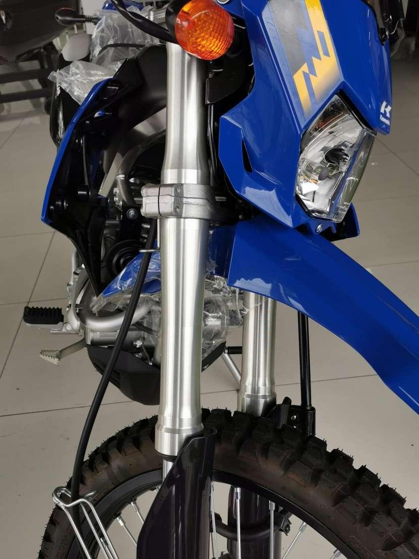 Moto Kawasaki klx 150 BF - 2