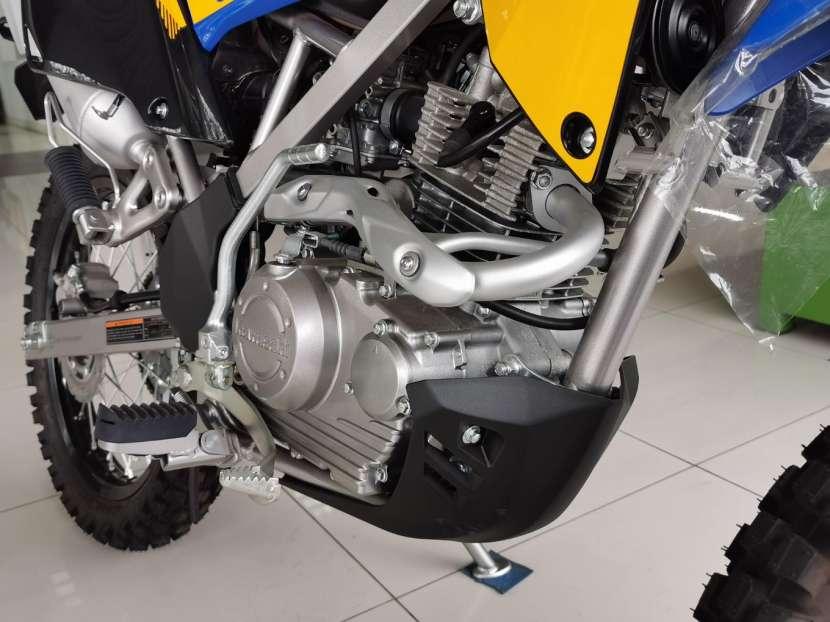 Moto Kawasaki klx 150 BF - 3