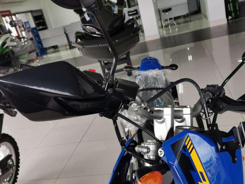 Moto Kawasaki klx 150 BF - 4