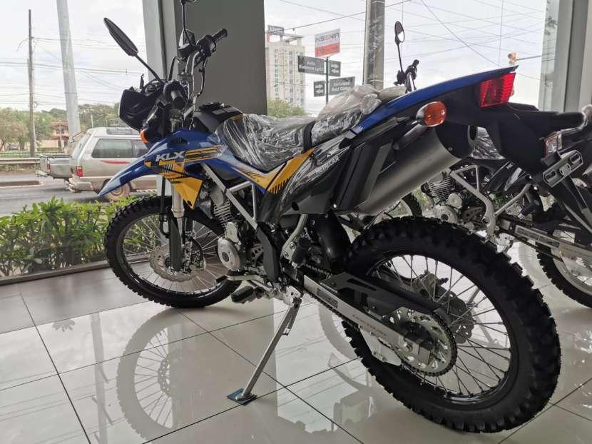 Moto Kawasaki klx 150 BF - 5