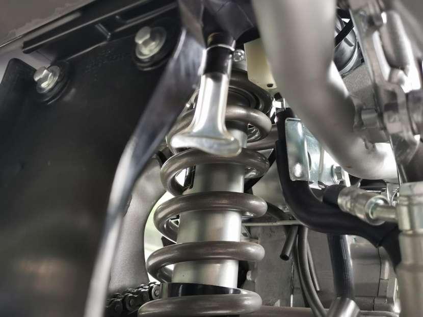 Moto Kawasaki klx 150 BF - 6