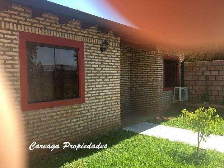 Casa nueva km 26 Itauguá 12x33 barrio santa librada - 1