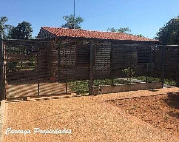 Casa nueva km 26 Itauguá 12x33 barrio Santa Librada - 2