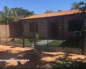 Casa nueva Km 26 Itauguá 12x33 barrio Santa Librada