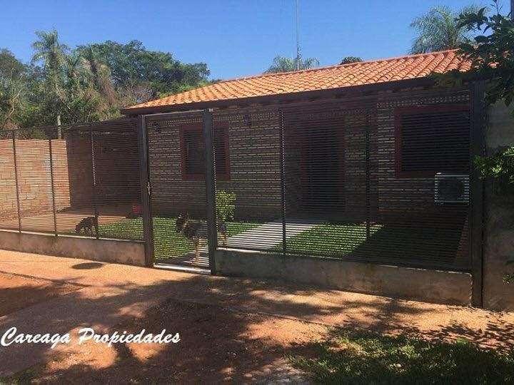 Casa nueva Km 26 Itauguá 12x33 barrio Santa Librada - 0