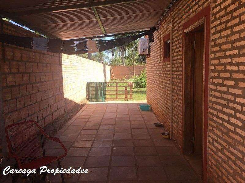 Casa nueva km 26 Itauguá 12x33 barrio Santa Librada - 5