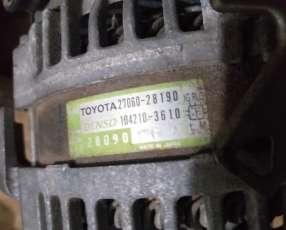 Alternador para Toyota Isis