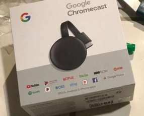 Media player google chromecast 3.0 black HD