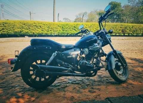 Moto Taiga Superlight - 0