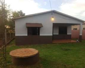 Casa en Hernandarias