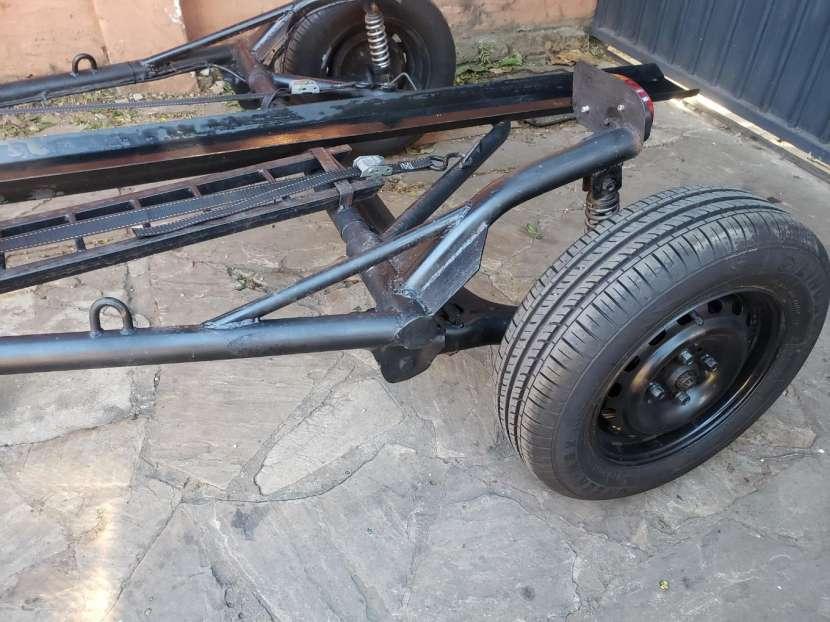 Carrito para moto - 4