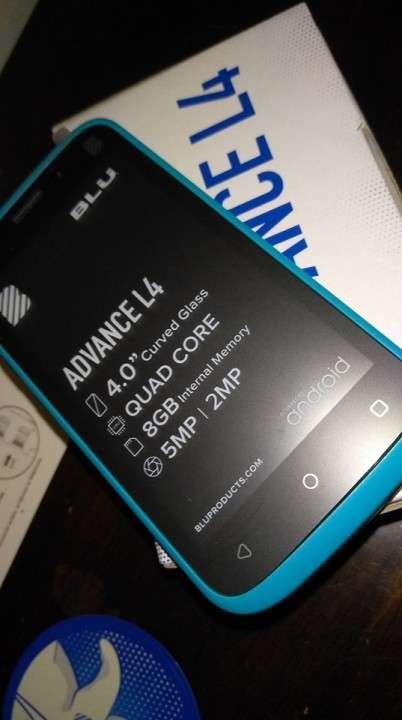 Blu Advance L4 - 0