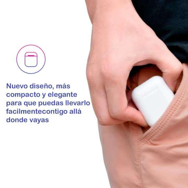 Auriculares Bluetooth i12 TWS - 1