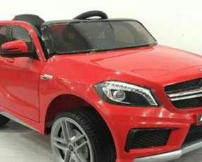 Auto Eléctrico para niños Mercedes AMG