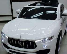Auto Eléctrico para niños Maserati