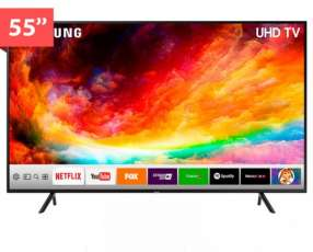 TV Smart Samsung UHD de 55 pulgadas