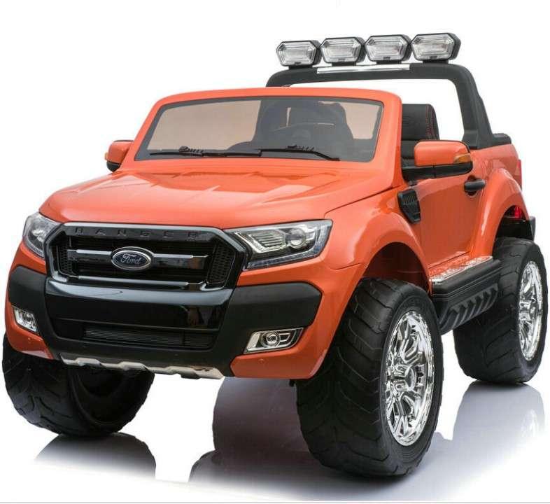 Ford Ranger Tipo Monster Truck para Niños - 0