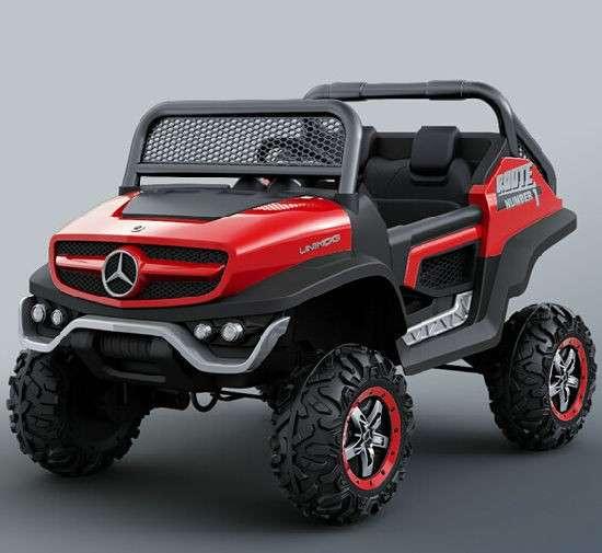Mercedes Unimog para Niños - 1