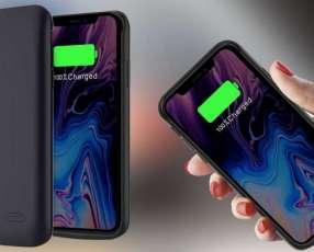 Protector cargador iPhone XS Max