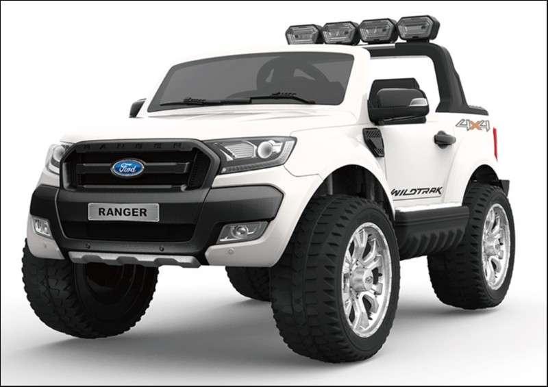 Ford Ranger Tipo Monster Truck para Niños - 1