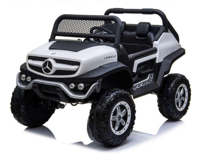 Mercedes Unimog para Niños - 0