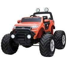 Ford Monster Truck para Niños - 1