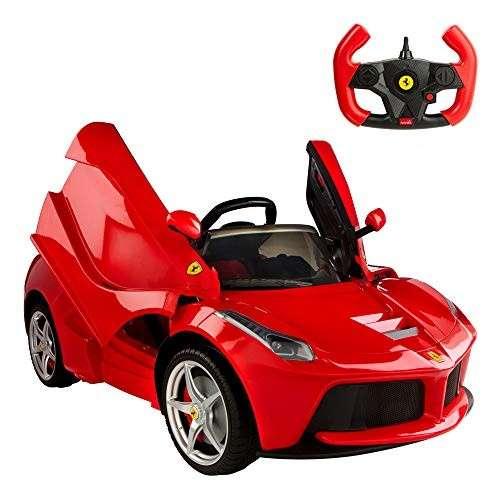 Ferrari LaFerrari para niños - 1