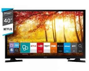 TV Smart Samsung de 40 pulgadas Full HD