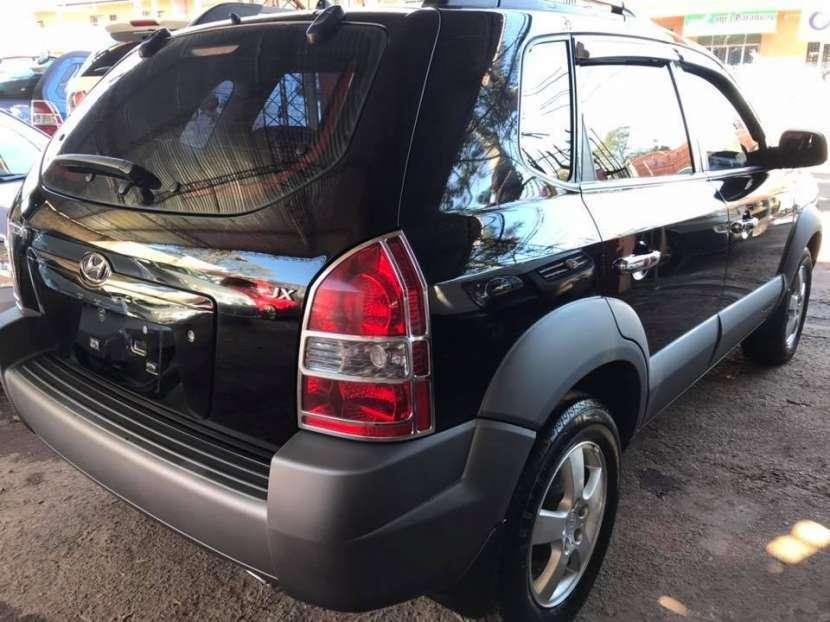 Hyundai Tucson 2005 - 5