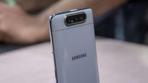 Samsung Galaxy A80 - 1