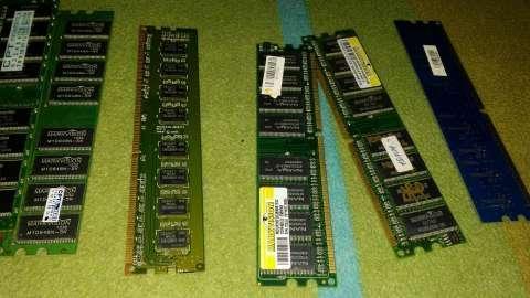 RAM DDR3 de 2 gb DDR2 para notebooks de 1 gb y de 512 mb - 1