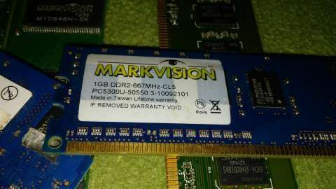 RAM DDR3 de 2 gb DDR2 para notebooks de 1 gb y de 512 mb - 3