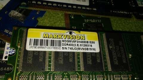RAM DDR3 de 2 gb DDR2 para notebooks de 1 gb y de 512 mb - 4