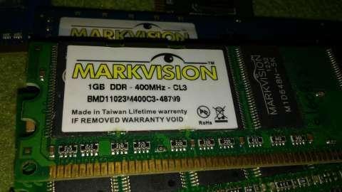 RAM DDR3 de 2 gb DDR2 para notebooks de 1 gb y de 512 mb - 5