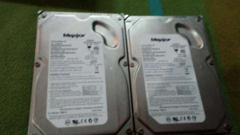 Disco duro IDE de 80gb - 0