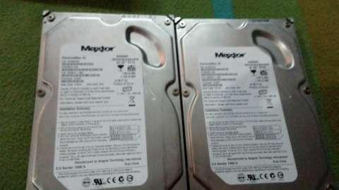 Disco duro IDE de 80gb - 1