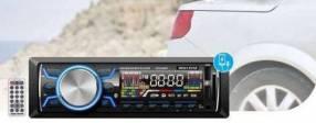 Autoradio con bluetooth y doble usb