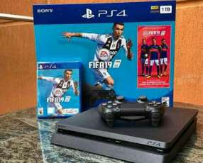 PlayStation 4 con Fifa 2019