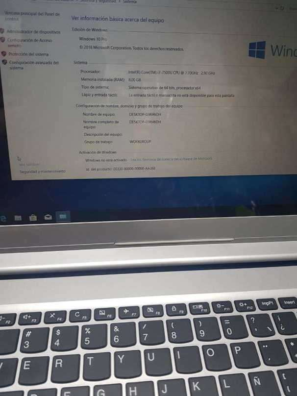 Notebook Lenovo ideapad - 2