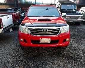 Toyota Hilux 4x4 Automática