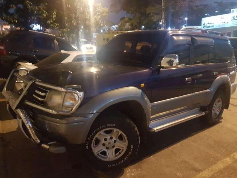 Toyota Prado 1997 - 0