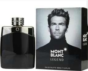 Perfume mont blanc