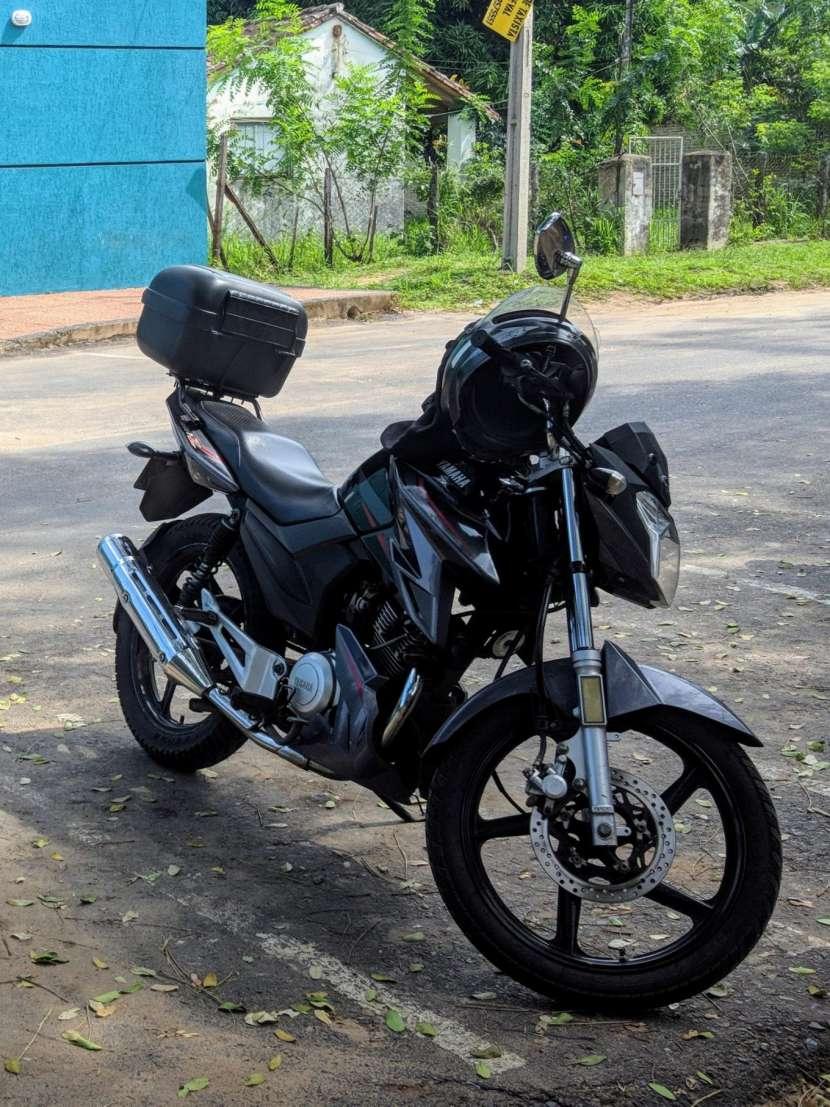 Moto Yamaha Ybr 125 z - 1