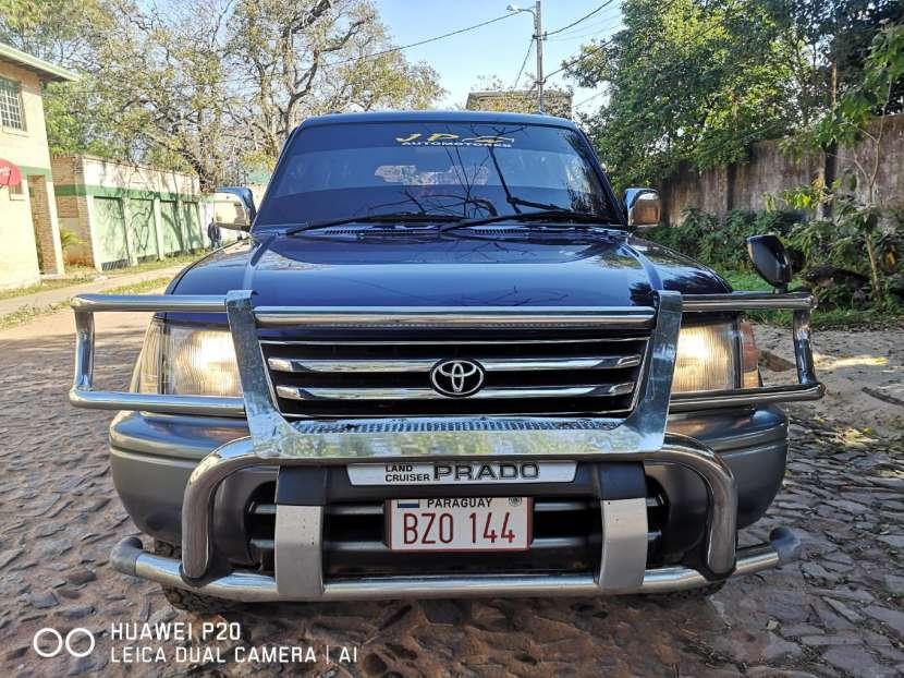 Toyota Prado 1997 - 1